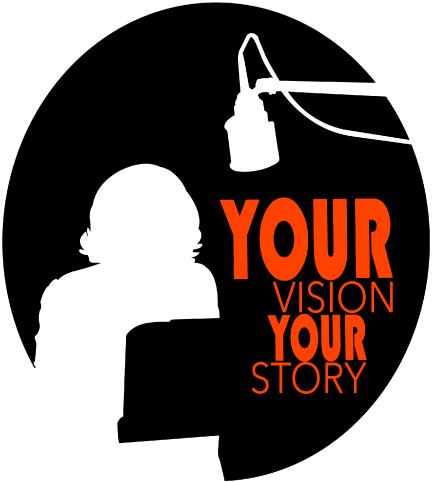 Sandra Segrest Voices Branding Logo